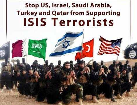 isis and israel relationship with usa